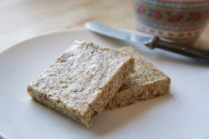 No-Bake Nutty Protein Bars
