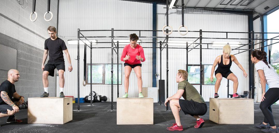 Training: Advanced Plyometric Box Exercises