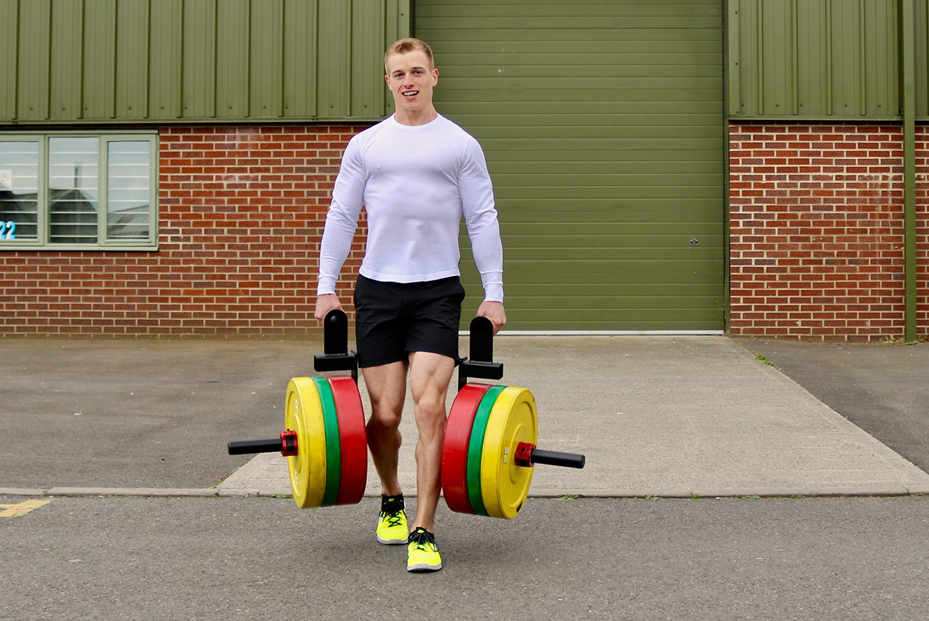 The Exercise You Should Be Doing: The Farmers Walk – Short ...