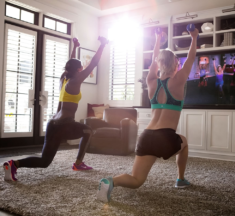 Take a group exercise class without leaving home using Daily Burn