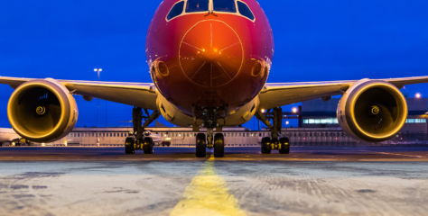 Norwegian Air enables you to book a flight based on destination temperature