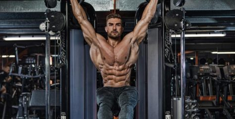 Moves You Should Be Doing: The Hanging Leg Raise